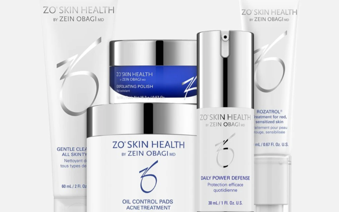 Let's Talk About the Sensitive Skin ZO Health Kit