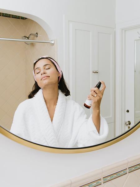 Skincare selfcare